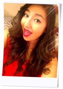 Aaaand Viola! its #selfie time.